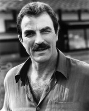 This is an image of 191694 Tom Selleck Photograph & Poster