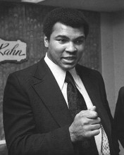 This is an image of 191765 Muhammad Ali Photograph & Poster
