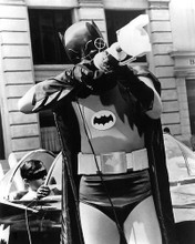 This is an image of 191826 Adam West Photograph & Poster