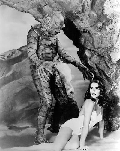This is an image of 191899 The Creature from the Black Lagoon Photograph & Poster