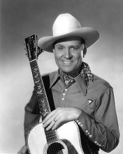 This is an image of 191945 Gene Autry Photograph & Poster