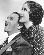 This is an image of 192507 George Burns and Grace Allen Photograph & Poster
