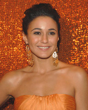 This is an image of 281662 Emmanuelle Chriqui Photograph & Poster