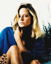 This is an image of 22584 Jodie Foster Photograph & Poster