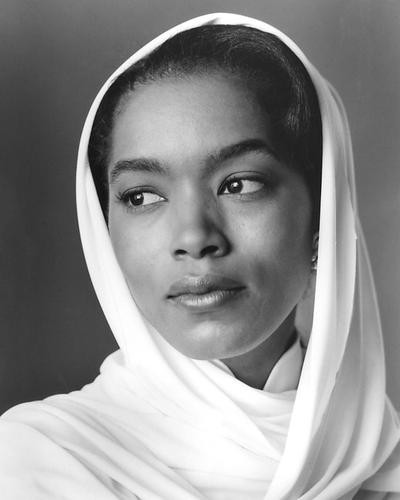 This is an image of 192056 Angela Bassett Photograph & Poster