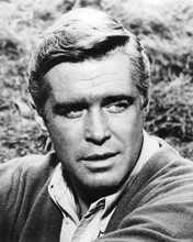 This is an image of 192064 George Peppard Photograph & Poster