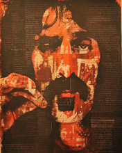 This is an image of 281761 Frank Zappa Photograph & Poster