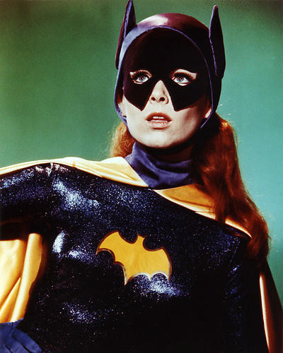 This is an image of 281770 Yvonne Craig Photograph & Poster