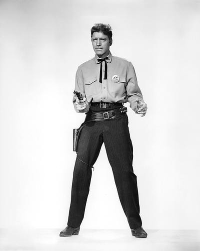 This is an image of 192024 Burt Lancaster Photograph & Poster