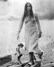 This is an image of 192036 Barbara Hershey Photograph & Poster