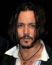 This is an image of 281728 Johnny Depp Photograph & Poster