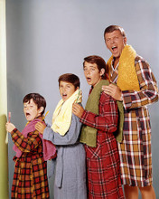 This is an image of 281827 The Brady Bunch Photograph & Poster