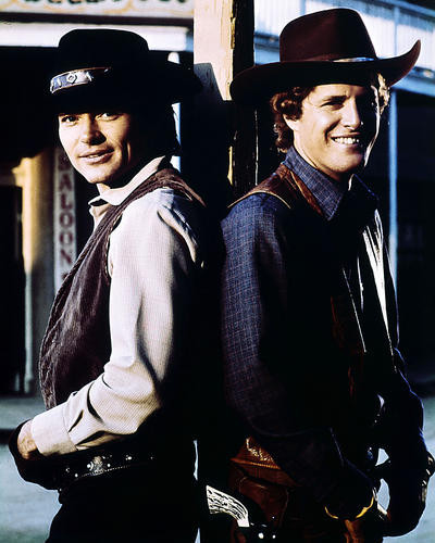 This is an image of 281831 Alias Smith and Jones Photograph & Poster