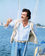 This is an image of 281840 Tom Selleck Photograph & Poster