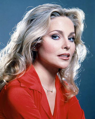 This is an image of 281862 Priscilla Barnes Photograph & Poster