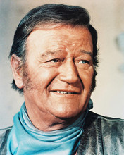 This is an image of 23619 John Wayne Photograph & Poster