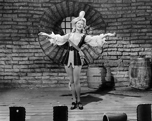 This is an image of 192525 Mitzi Gaynor Photograph & Poster