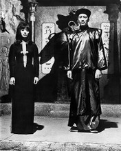 This is an image of 192216 Face of Fu Manchu Photograph & Poster