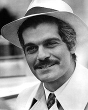 This is an image of 192377 Omar Sharif Photograph & Poster