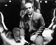 This is an image of 192383 Bob Hoskins Photograph & Poster