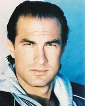 This is an image of 24088 Steven Seagal Photograph & Poster