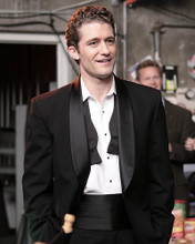 This is an image of 282031 Matthew Morrison Photograph & Poster