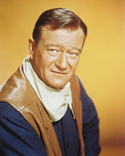 This is an image of 24403 John Wayne Photograph & Poster