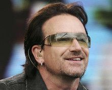 This is an image of 282050 Bono Photograph & Poster