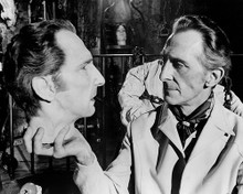 This is an image of 192439 Peter Cushing Photograph & Poster