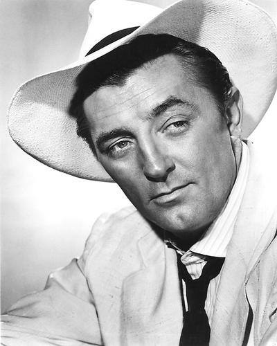 This is an image of 192456 Robert Mitchum Photograph & Poster