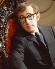 This is an image of 234918 Woody Allen Photograph & Poster