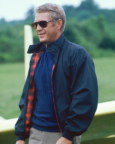 This is an image of 235378 Steve McQueen Photograph & Poster