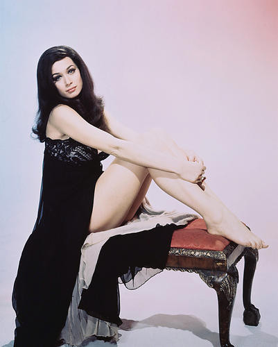 This is an image of 238455 Valerie Leon Photograph & Poster