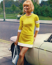 This is an image of 239633 Judy Geeson Photograph & Poster