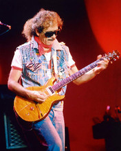 This is an image of 240603 Carlos Santana Photograph & Poster