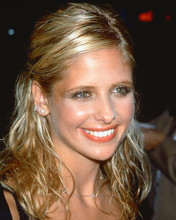 This is an image of 240869 Sarah Michelle Gellar Photograph & Poster