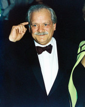 This is an image of 240900 David Jason Photograph & Poster