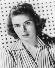 This is an image of 170212 Ingrid Bergman Photograph & Poster