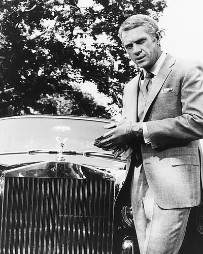 This is an image of 170504 Steve McQueen Photograph & Poster