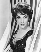 This is an image of 170735 Gina Lollobrigida Photograph & Poster