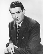 This is an image of 170750 Gregory Peck Photograph & Poster