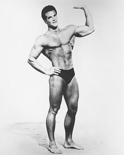 This is an image of 170759 Steve Reeves Photograph & Poster