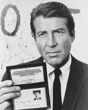 This is an image of 170783 Efrem Zimbalist Jr Photograph & Poster