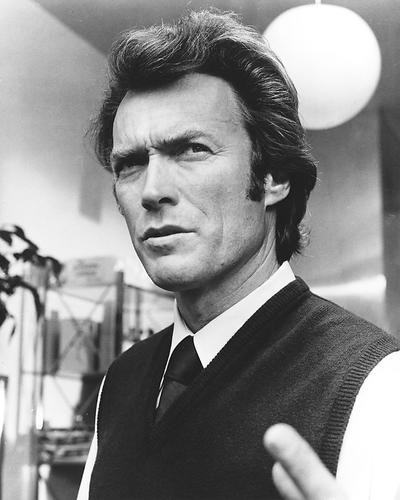 This is an image of 170800 Clint Eastwood Photograph & Poster