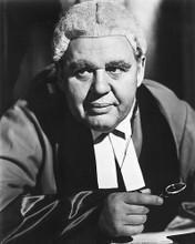 This is an image of 170815 Charles Laughton Photograph & Poster