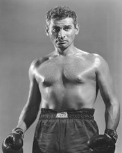 This is an image of 170942 Jeff Chandler Photograph & Poster