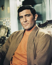 This is an image of 213627 George Lazenby Photograph & Poster