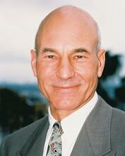 This is an image of 213693 Patrick Stewart Photograph & Poster