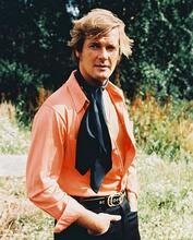 This is an image of 213913 Roger Moore Photograph & Poster