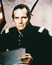This is an image of 214089 Charlton Heston Photograph & Poster